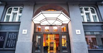 The Emblem Hotel - Prague - Entrée de l'hôtel