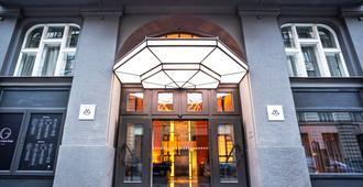 The Emblem Hotel - Prag - Hoteleingang