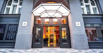 The Emblem Hotel - Prague - Hotel entrance