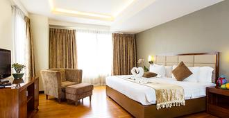 Armada Hotel - Μανίλα - Κρεβατοκάμαρα