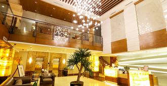 Armada Hotel - Μανίλα - Σαλόνι ξενοδοχείου
