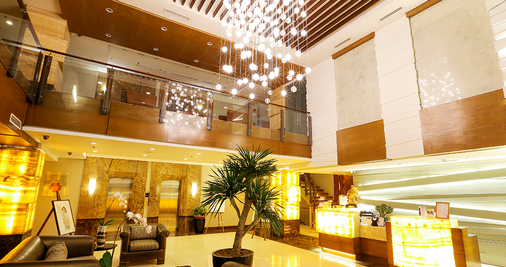 Armada Hotel - Manila - Aula