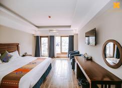 Sapa Charm Hotel - Sa Pá - Bedroom