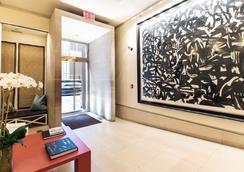 City Club Hotel - New York - Hành lang