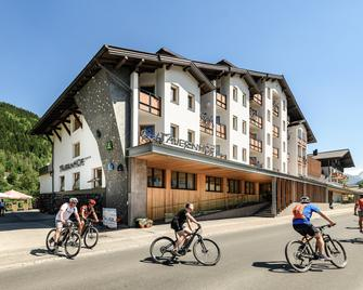 Funsport-, Bike- & Skihotelanlage Tauernhof - Флахау - Здание