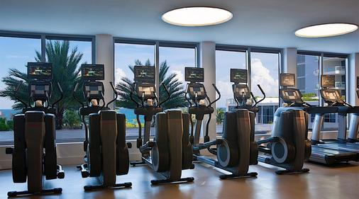 Nobu Hotel Miami Beach - Miami Beach - Gym