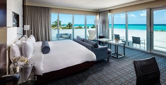 Nobu Hotel Miami Beach - Miami Beach - Makuuhuone