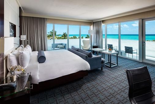Nobu Hotel Miami Beach - Miami Beach - Bedroom