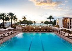 Nobu Hotel Miami Beach - Miami Beach - Pool