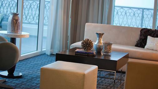 Nobu Hotel Miami Beach - Miami Beach - Living room