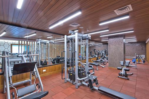 Michell Hotel - Adults Only - Alanya - Gym