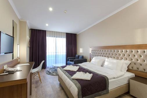 Michell Hotel - Adults Only - Alanya - Phòng ngủ