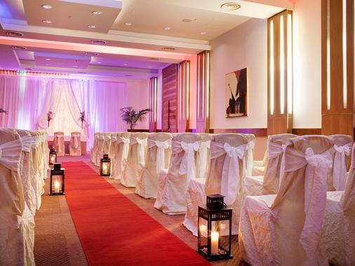 Hilton Dublin Airport - Dublin - Banquet hall