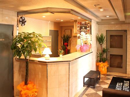 Hotel Livemax Tokyo-Kiba - Tokyo - Front desk