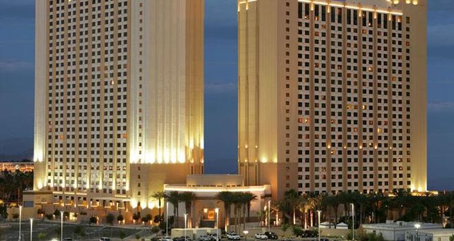 拉斯維加斯大道希爾頓分時度假俱樂部酒店 - 拉斯維加斯 - 建築