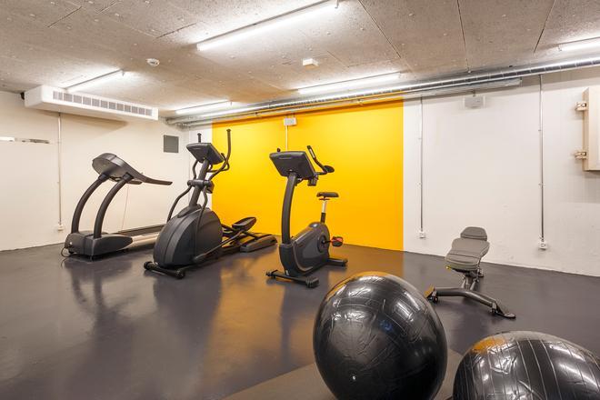 Hotel Senator - Zürich - Fitnessbereich
