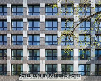 Züri By Fassbind - Zúrich - Edificio