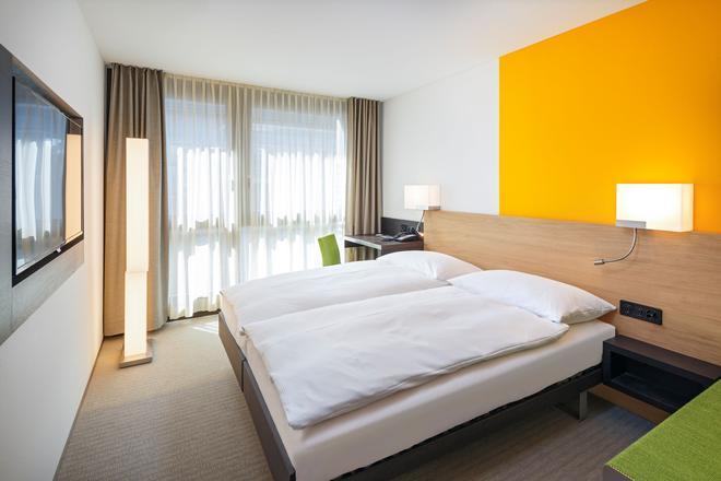 Hotel Senator - Zürich - Schlafzimmer