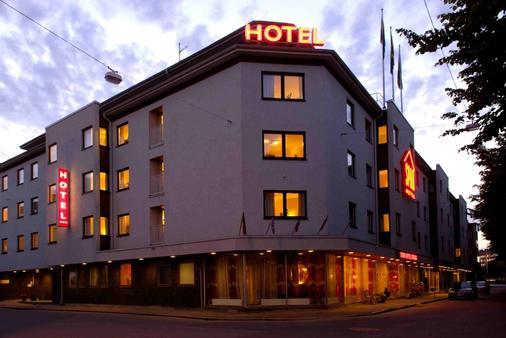 Spar Hotel Gårda - Göteborg - Bâtiment