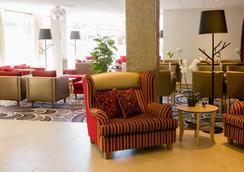 Spar Hotel Gårda - Gotemburgo - Recepción