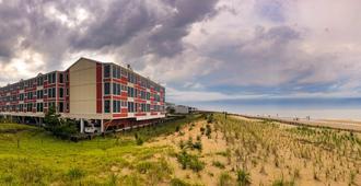 Surf Club Oceanfront Hotel - Rehoboth Beach - Vista externa