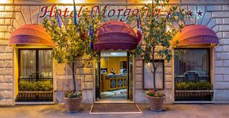 Hotel Morgana - Roma - Edifício
