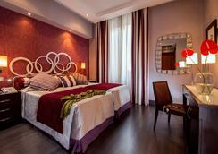 摩甘納酒店 - 羅馬 - 羅馬 - 臥室