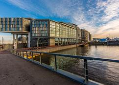 DoubleTree by Hilton Amsterdam Centraal Station - Amsterdam - Budynek