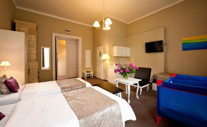 Leone Aparthotel - Krakow - Bedroom