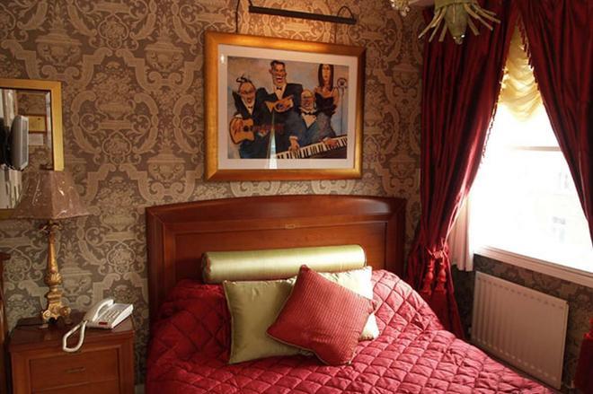 倫敦中心豐裕酒店 - 倫敦 - 倫敦 - 臥室