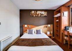 Brit Hotel Saint-Nazaire Centre Gare - Saint-Nazaire - Κρεβατοκάμαρα