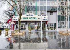 Brit Hotel Saint-Nazaire Centre Gare - Saint-Nazaire - Building