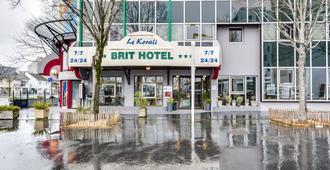 Brit Hotel Saint-Nazaire Centre Gare - Сен-Незэр