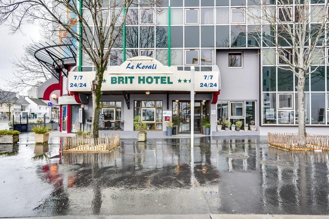 Brit Hotel Saint-Nazaire Centre Gare - Saint-Nazaire - Κτίριο