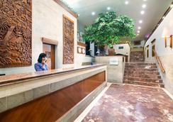 Jakarta Airport Hotel Managed By Topotels - Tangerang City - Rezeption