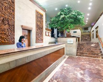 Jakarta Airport Hotel Managed By Topotels - Tangerang City - Reception