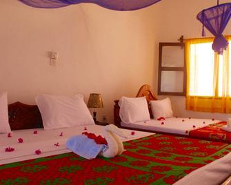 Surfescape Village Zanzibar - Pwani Mchangani - Bedroom