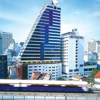 Boulevard Hotel Bangkok Sukhumvit - Bangkok - Rakennus