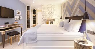 Küstenperle Strandhotel & Spa - בוסום - חדר שינה