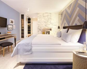Küstenperle Strandhotel & Spa - Büsum - Soveværelse