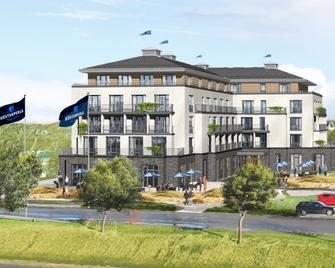 Küstenperle Strandhotel & Spa - Büsum - Gebäude