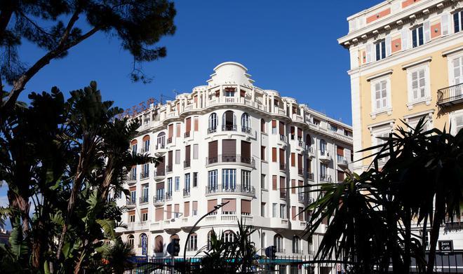 Albert 1'er Hotel Nice, France - Nizza - Rakennus