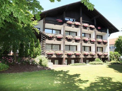 Hotel Garni Bellevue - Bad Fuessing - Building