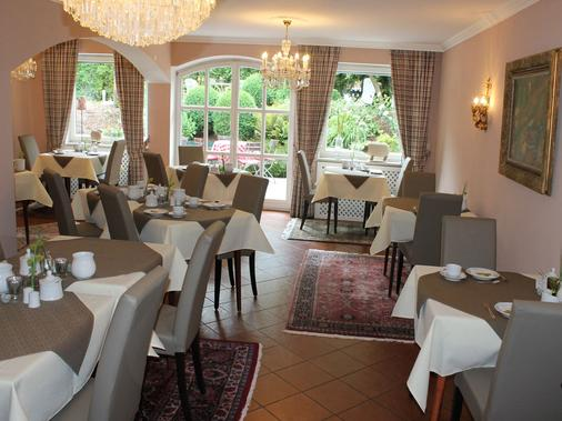 Hotel Garni Bellevue - Bad Fuessing - Restaurant