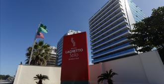 Hotel Laghetto Stilo Barra Rio - Rio de Janeiro - Toà nhà