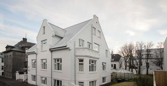 Hotel Hilda - Reikiavik - Edificio