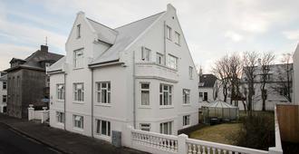Hotel Hilda - Reykjavík - Bygning
