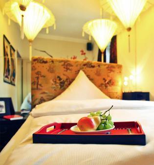 阿克斯爾豪斯酒店 - 柏林 - 臥室