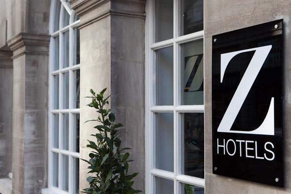The Z Hotel Victoria - Λονδίνο - Θέα στην ύπαιθρο
