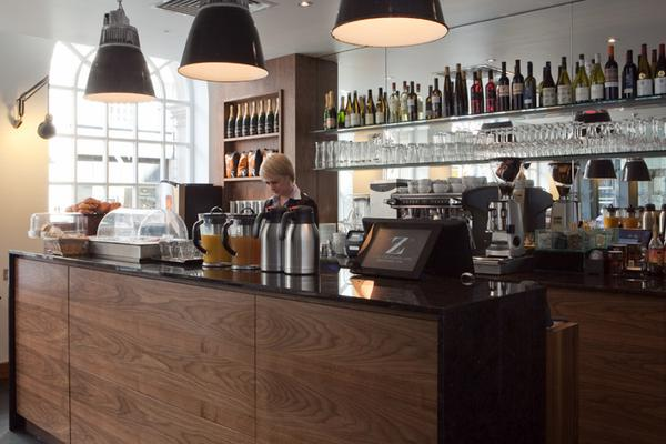 The Z Hotel Victoria - London - Bar